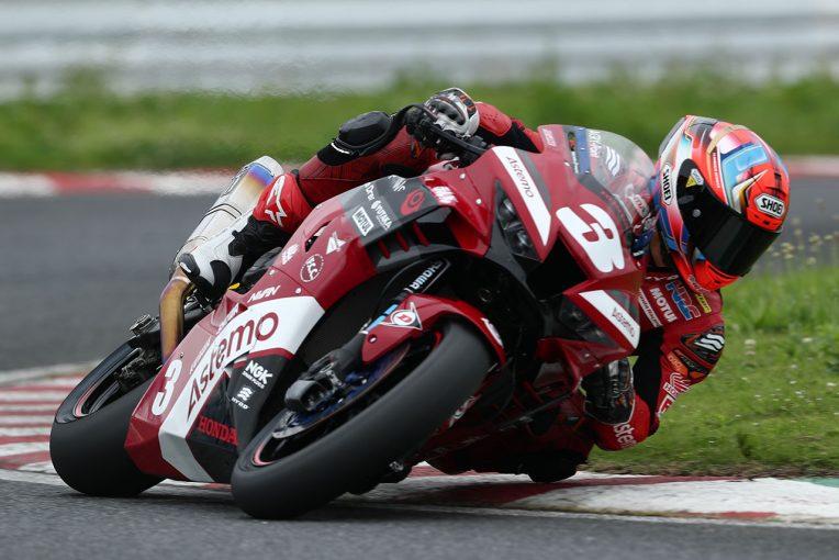 MotoGP   【順位結果】2021全日本ロード第4戦筑波 ST1000 レース2