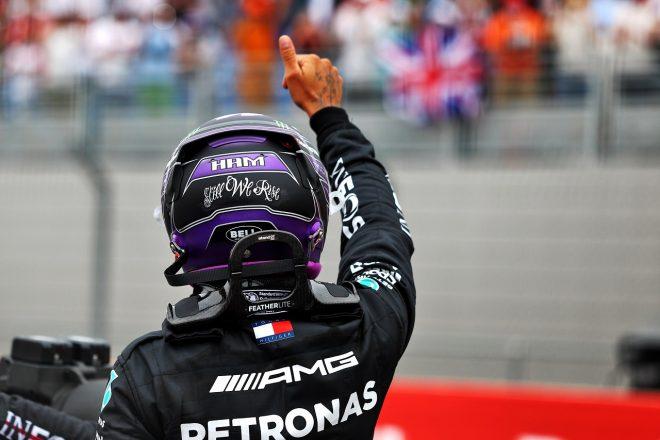 2021年F1第7戦フランスGP ルイス・ハミルトン(メルセデス)