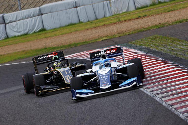 スーパーフォーミュラ   TCS NAKAJIMA RACING 2021スーパーフォーミュラ第4戦SUGO 決勝レポート