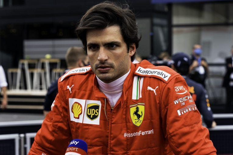 F1   サインツ予選5番手「車の力をすべて引き出すことができた。進歩を感じる」フェラーリ/F1第7戦
