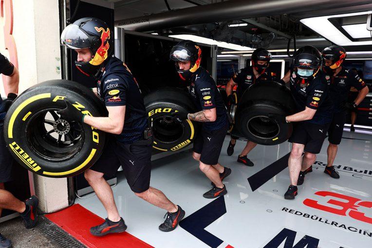 F1   F1第7戦フランスGP決勝:20人のドライバーの『持ちタイヤ』