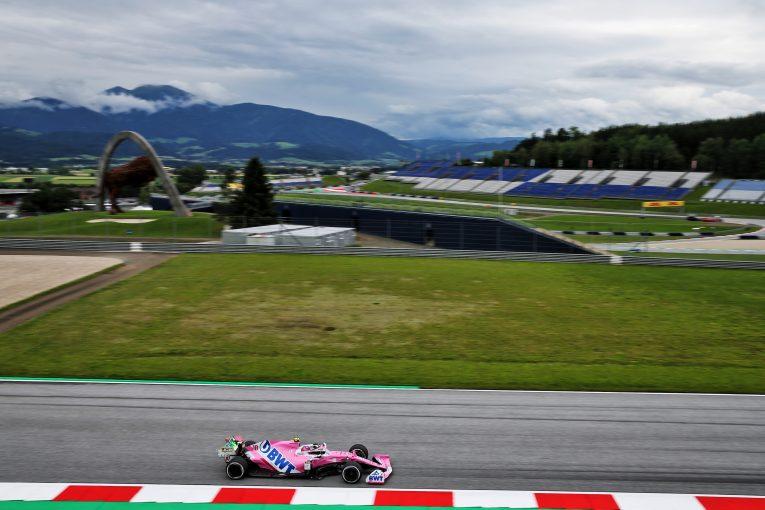 F1 | レッドブルリンクがピンクに。BWT社、オーストリアF1ダブルヘッダーのタイトルスポンサーに就任