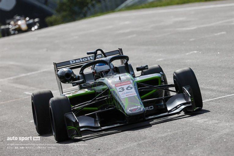 国内レース他   名取との攻防を制したアレジがスーパーフォーミュラ・ライツ第12戦を制し2勝目を飾る