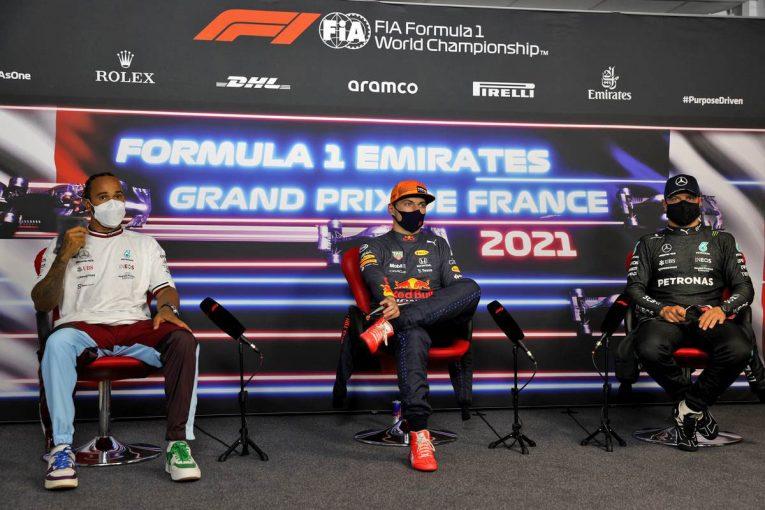 F1   F1第7戦フランスGP予選トップ10ドライバーコメント(2)
