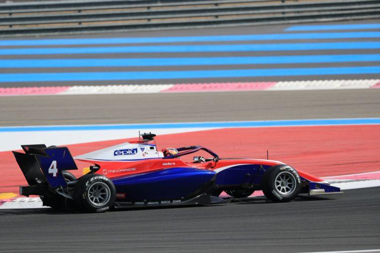 海外レース他   レッドブル育成のドゥーハンが初優勝。岩佐歩夢は7位で3レース入賞を果たす【FIA-F3第2戦フランス レース3】