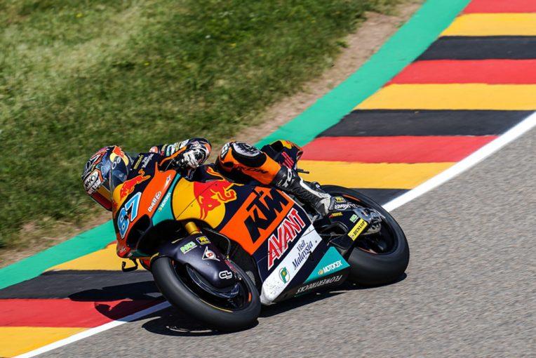 MotoGP   【順位結果】2021MotoGP第8戦ドイツGP Moto2決勝