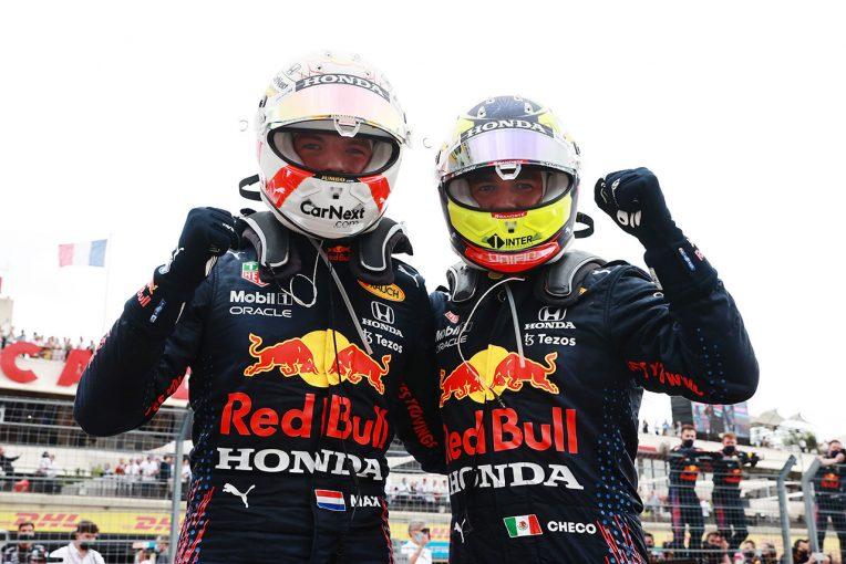 F1   フェルスタッペン今季3勝目、レッドブルがW表彰台。ホンダは1991年以来の3連勝【決勝レポート/F1第7戦】