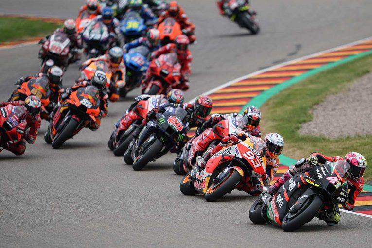 MotoGP | 【ポイントランキング】2021MotoGP第8戦ドイツGP終了時点