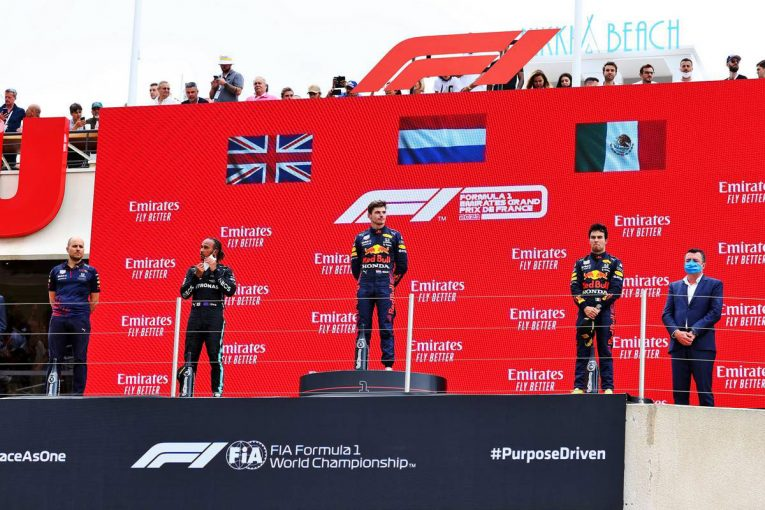 F1 | 【ポイントランキング】F1第7戦フランスGP終了時点