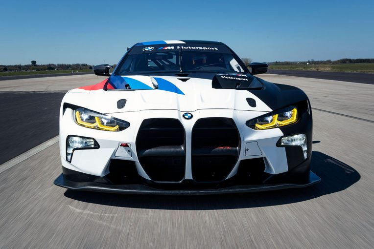 ル・マン/WEC | BMWが開発中の新型M4 GT3、実戦デビューを目前にスパ24時間のテストデーへ参加