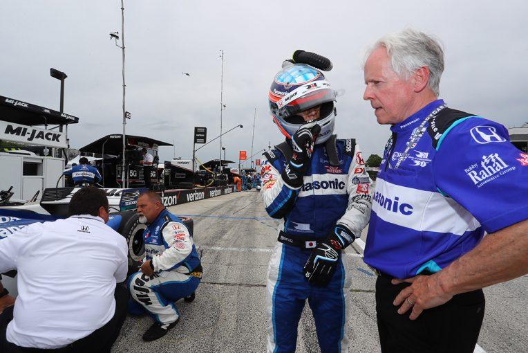 海外レース他 | 残り2周のオーバーテイクショーで8位の琢磨「イエローコーションも味方し、良い作戦を立ててくれた」
