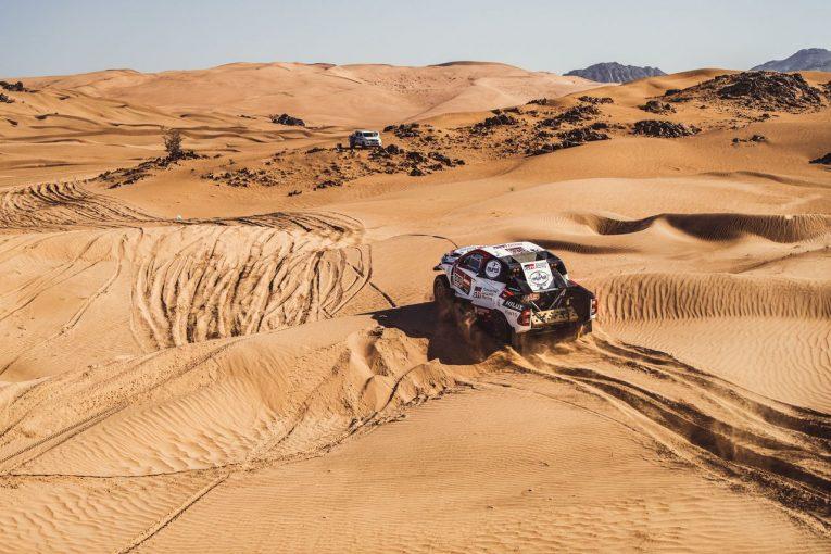 ラリー/WRC   クロスカントリーラリーがFIA世界選手権化。開幕ラウンドは2022年ダカールラリー