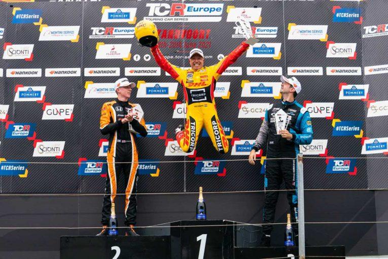 海外レース他 | TCRヨーロッパ第3戦は好調コロネルが地元初戦を制覇。フランコ・ジロラミもシリーズ初優勝