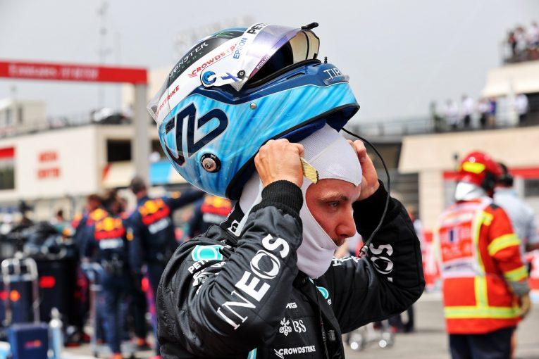 F1   ボッタス、戦略変更に応じないチームに怒り「2ストップで走ったら優勝の可能性があった」メルセデス/F1第7戦