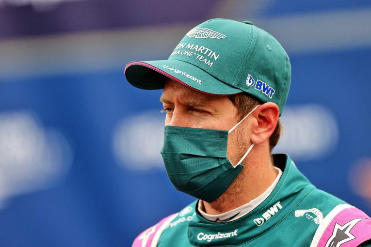 F1   ベッテル「他とは違う戦略でダブル入賞。レースペースが強力だった」アストンマーティン/F1第7戦決勝