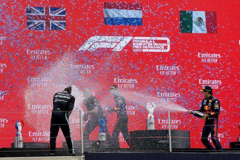 F1 | F1第7戦フランスGP決勝トップ10ドライバーコメント(2)