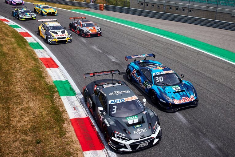 海外レース他 | 新生DTMが開幕。第1戦モンツァはローソンとケルビン・ファン・デル・リンデが優勝を飾る