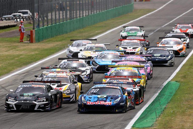 海外レース他 | DTMドイツ・ツーリングカー選手権、7月の第2戦ラウジッツリンクから観客の入場を再開