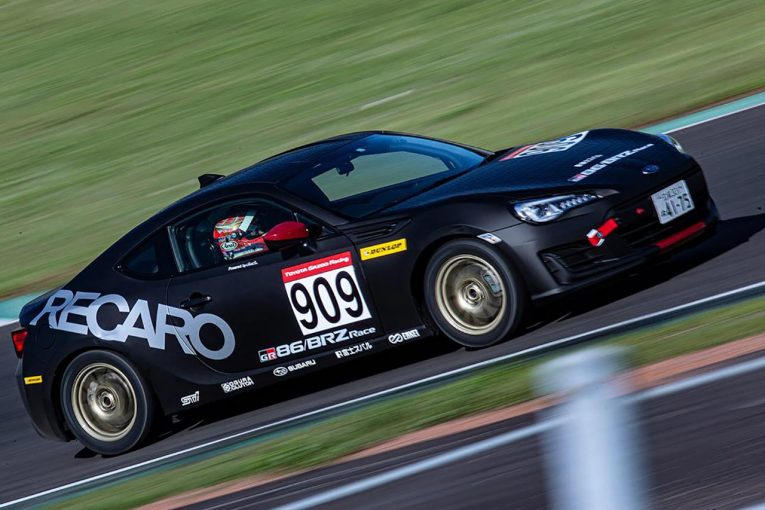 国内レース他   小暮卓史、RECARO RACINGから86/BRZレース参戦へ。スバルBRZをドライブ
