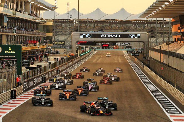 F1 | F1アブダビGPを開催するヤス・マリーナ・サーキット、オーバーテイク増加を目指しレイアウト変更を計画
