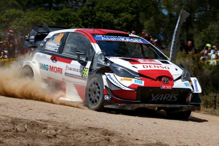 ラリー/WRC | ロバンペラ「以前参戦した父からいろいろな話を聞いた」/2021WRC第6戦ケニア 事前コメント