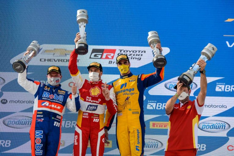 海外レース他   SCB第3戦でトヨタ・カローラ復活の狼煙。ルーベンス・バリチェロ&リカルド・ゾンタが勝利