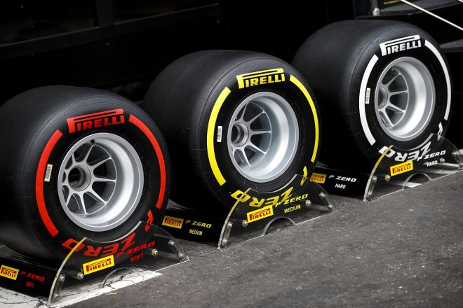 2021年F1第7戦フランスGP ピレリF1タイヤ