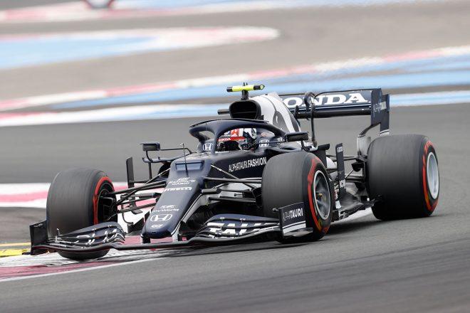 F1   苦手なポール・リカールでPUパフォーマンスの向上を実感「チーム全体も底上げされた」/ホンダ本橋CEインタビュー