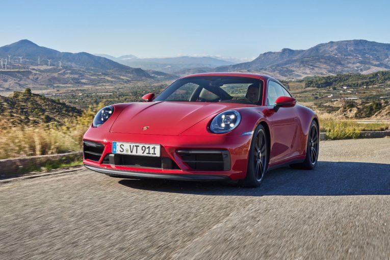 クルマ   ポルシェ、新型911 カレラGTSシリーズ5車種の予約受注を開始。6月23日から
