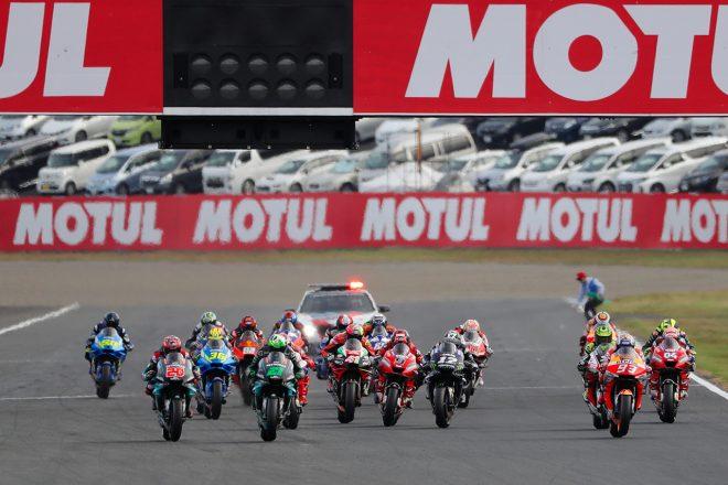 2019MotoGP第16戦日本GP