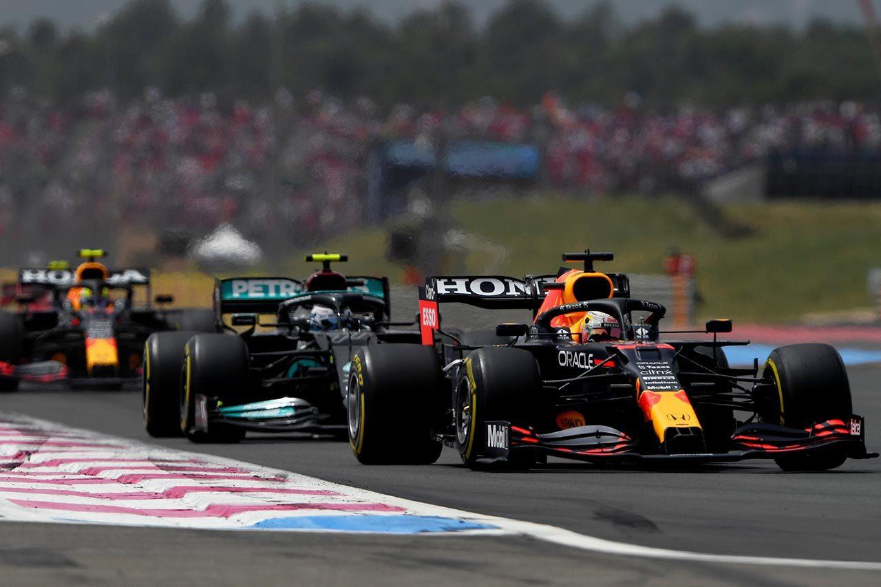 2021年F1第7戦フランスGP決勝レース