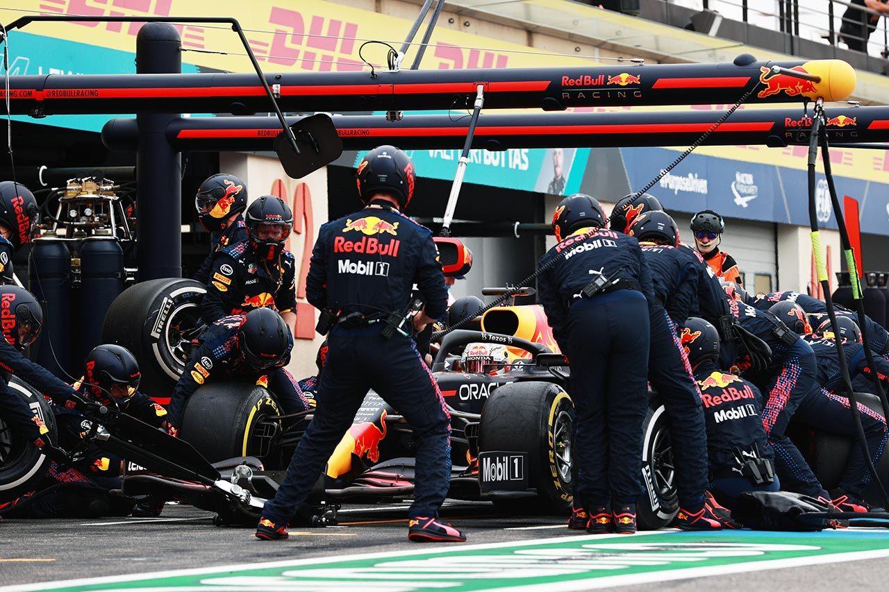 2021年F1フランスGP マックス・フェルスタッペン(レッドブル・ホンダ)