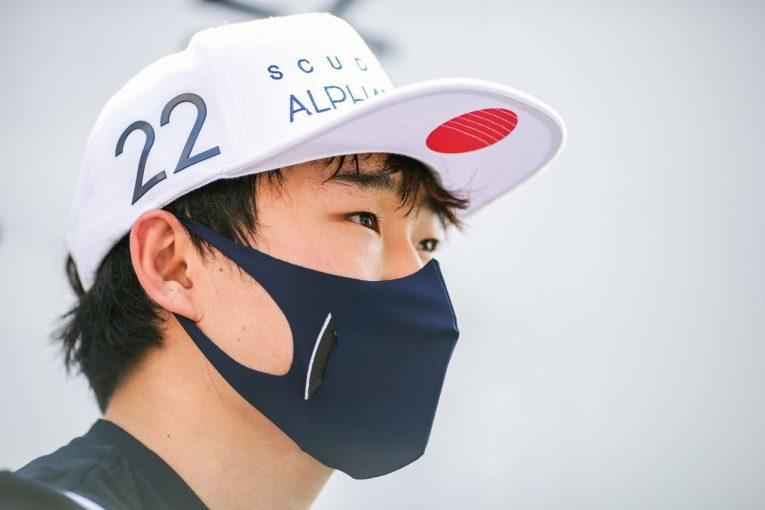 F1 | 角田裕毅「レッドブルリンクではF2でPP経験あり。セッションごとに着実に進歩していきたい」F1第8/9戦プレビュー