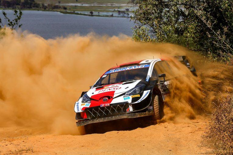 ラリー/WRC | 誰もが未経験のサファリ・ラリー、シェイクダウン最速はオジエ。勝田5番手/WRC第6戦