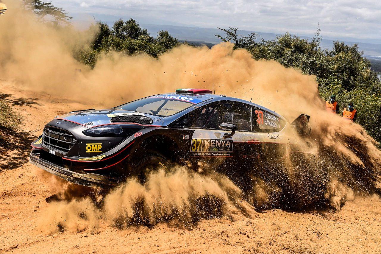 誰もが未経験のサファリ・ラリー、シェイクダウン最速はオジエ。勝田5番手/WRC第6戦