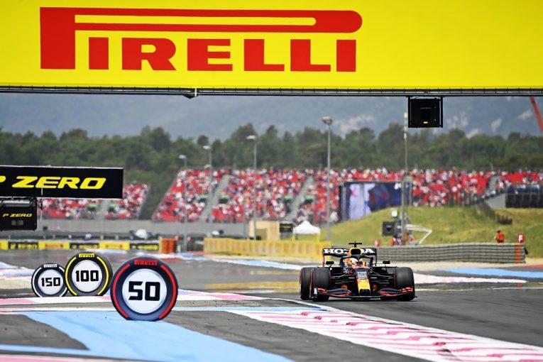 F1 | ピレリF1、トラブル防止のため、新構造のタイヤ導入を検討。オーストリアでテストの可能性