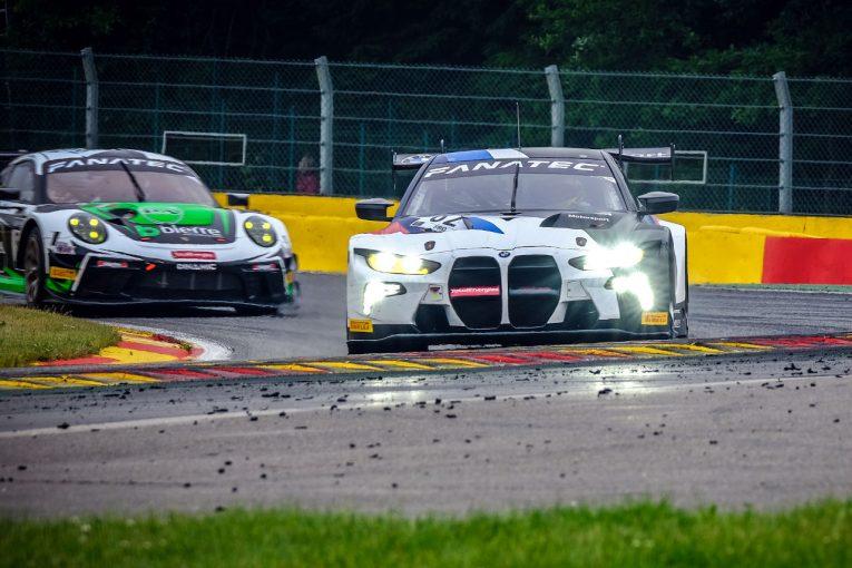 ル・マン/WEC | ゲスト参加の新型BMW M4 GT3、スパ24時間テストデーを全体ベストで締めくくる