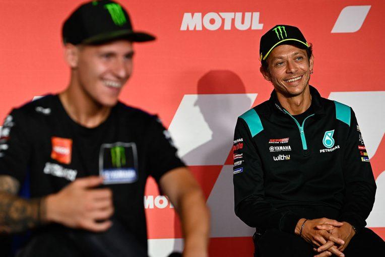 MotoGP | バレンティーノ・ロッシ、MotoGP現役引退も視野に「2022年にレースをすることは非常に難しい」