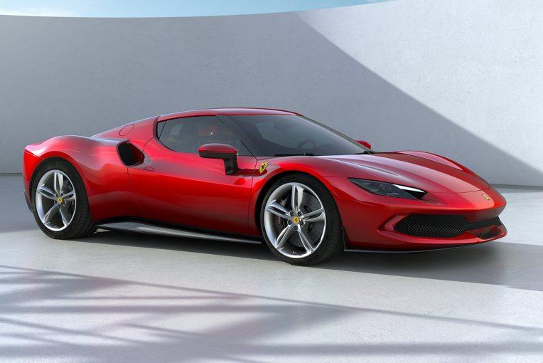 クルマ | フェラーリ新型『296GTB』登場。総出力830馬力超えのハイブリッドスポーツカー