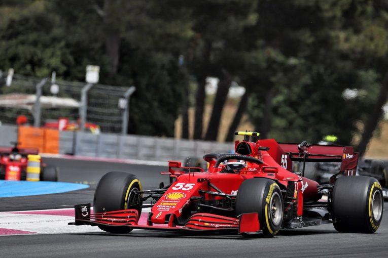 F1 | 「フェラーリF1はタイヤでどのチームよりも苦しんでいる」とサインツ。大規模調査を開始、解決法を探る