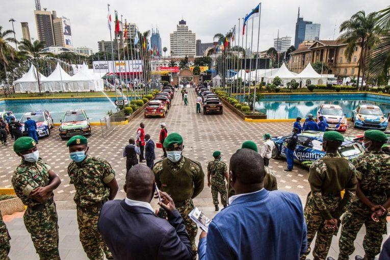 ラリー/WRC | 【順位結果】2021年WRC第6戦ケニア SS1後