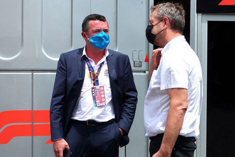 F1 | 【あなたは何しに?】フランスGPを率いる元マクラーレンF1のブーリエ。ホンダのタイトル獲得を願う