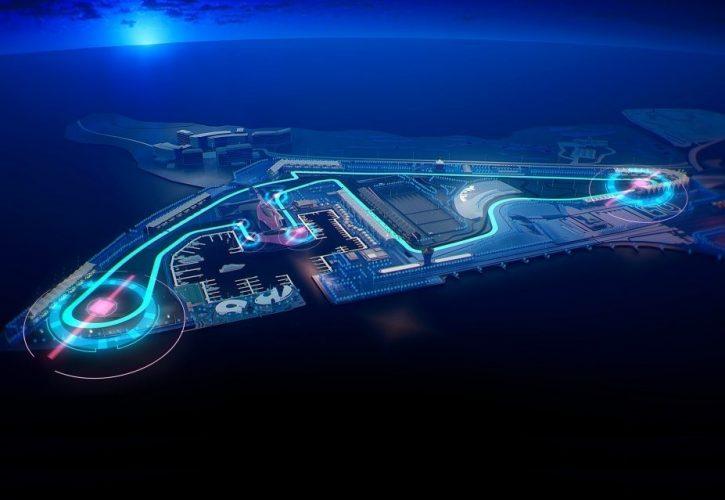F1   ヤス・マリーナ・サーキットが新レイアウトを発表。F1アブダビGPでのオーバーテイク促進狙い、3カ所を変更