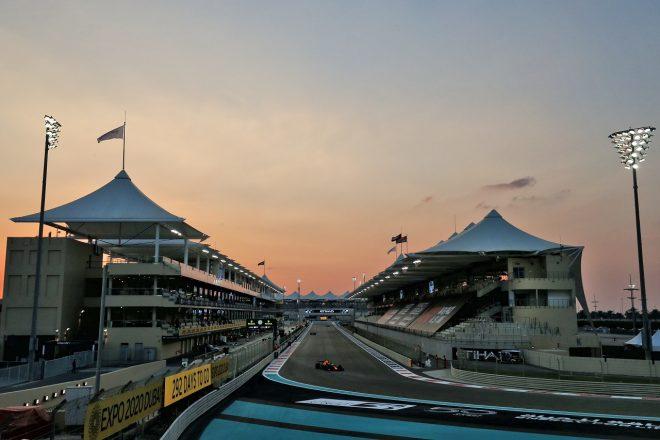 2020年F1アブダビGPが開催されたヤス・マリーナ・サーキット