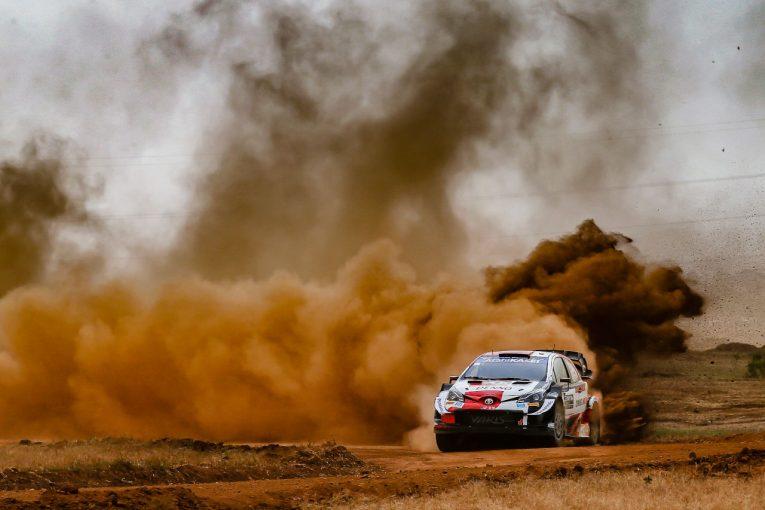 ラリー/WRC | トヨタ、WRCケニア初日を1-2-3で終える「本当の力が分かるのは2日目以降」とラトバラ