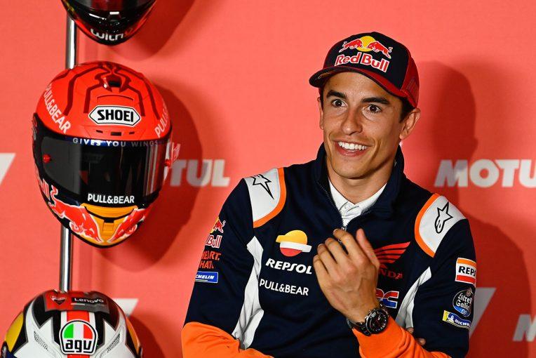 MotoGP   前戦優勝のマルク・マルケス「ドイツGPと同じレベルになることは期待していない」/MotoGP第9戦オランダGP