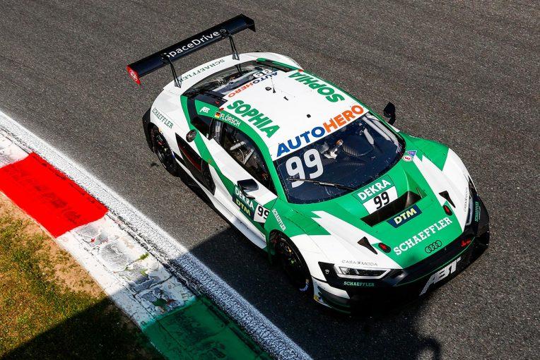 海外レース他   シェフラー、DTM第1戦モンツァで3台にステア・バイ・ワイヤ技術の『スペースドライブ』を搭載