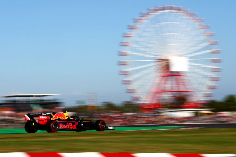 F1   F1 Topic:MotoGP日本GPの中止で気になる鈴鹿への影響。現状は予定通り開催準備中か