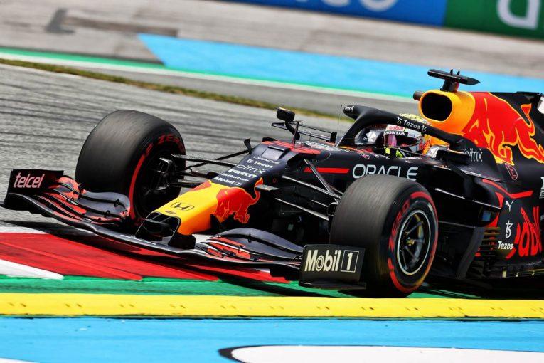 F1   シュタイアーマルクGP FP2:初日トップはフェルスタッペン。ガスリーはPUにデータ異常が見つかり走れず