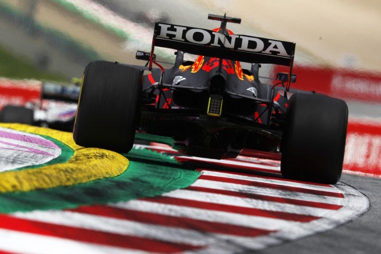 F1   ホンダF1、初日最速「いいスタートだが、データ異常で走れなかったガスリーには申し訳なかった」と田辺TD/F1第8戦